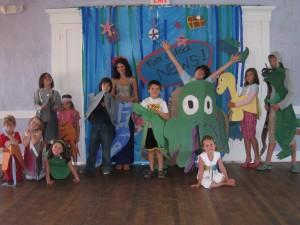 RiverArts Drama Camp Group
